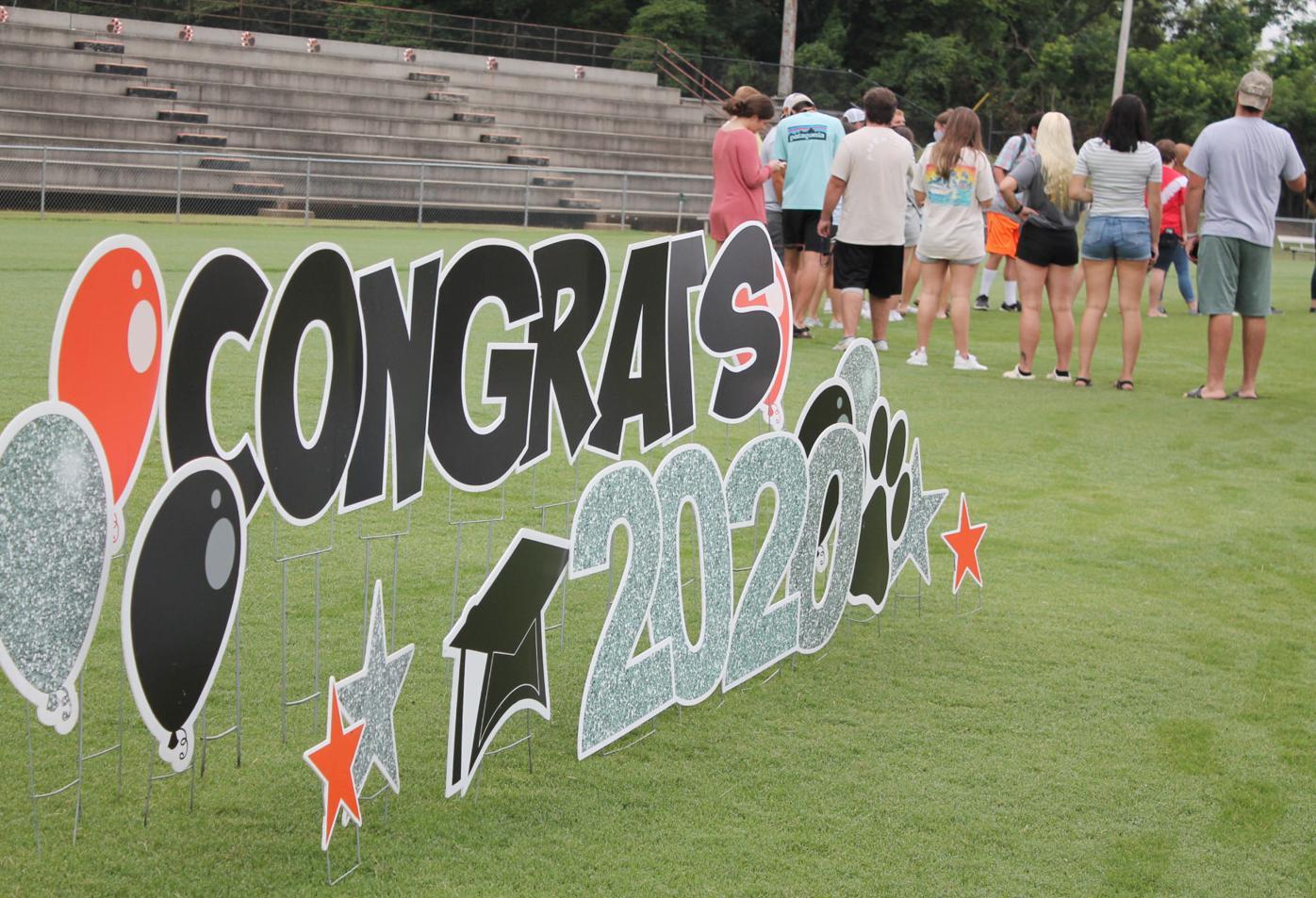 LCHS seniors celebrate 'Panther pride'