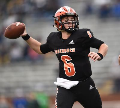 Greenback quarterback ready for next step