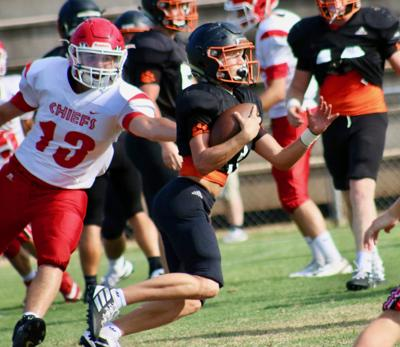 Panthers shine against Sequoyah