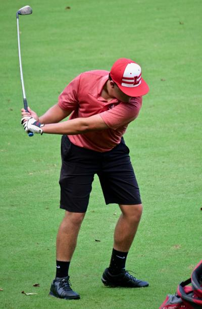Loudon golf in tight race for district