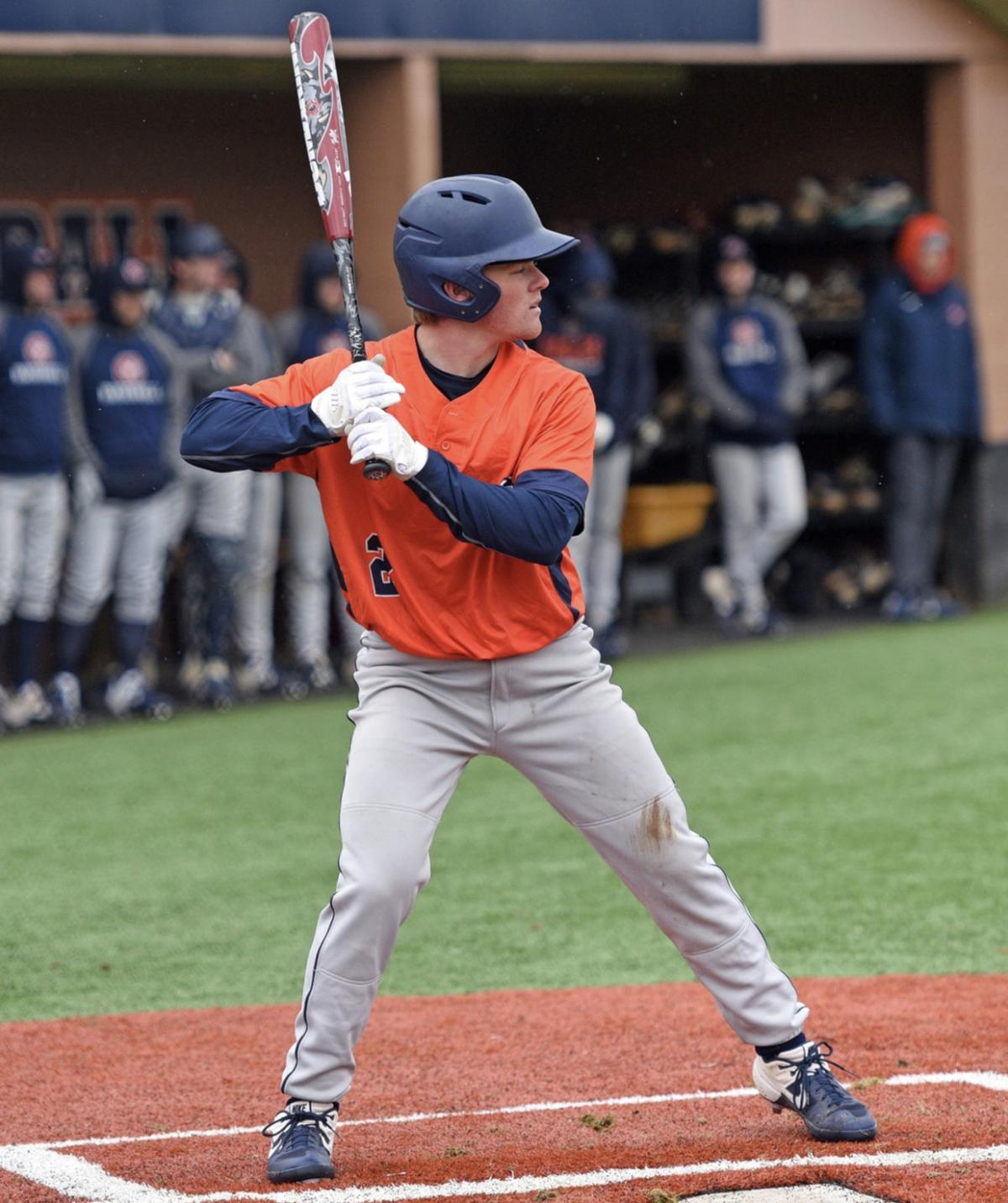 Baseball athletes finding early success