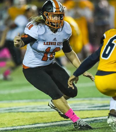 Lenoir City snapper heading to college
