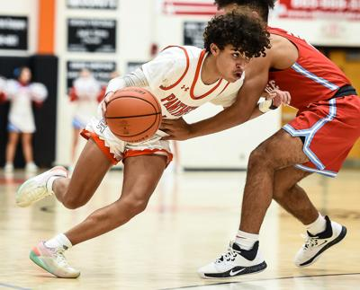 LC basketball swept by Heritage