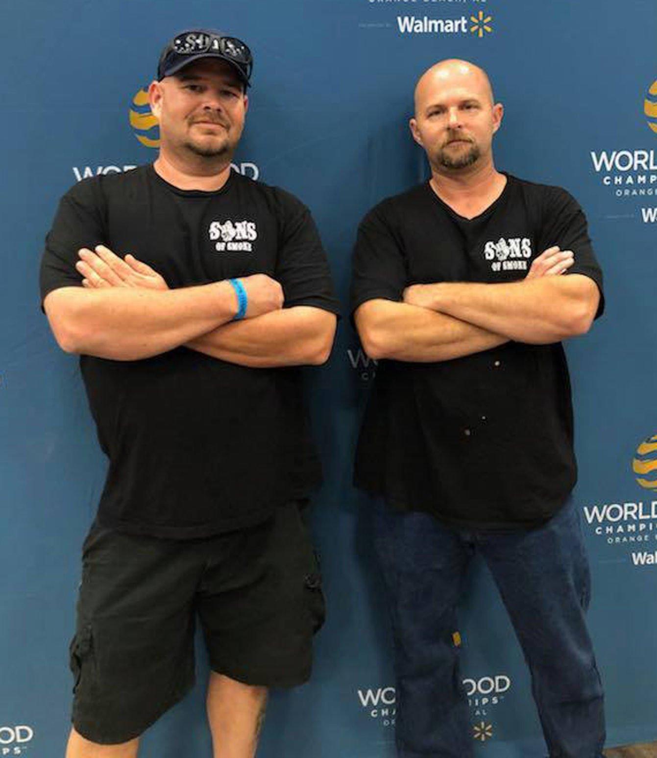 BBQ team takes on world