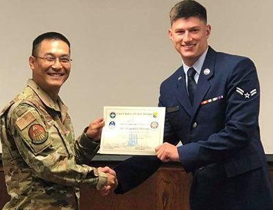 Lenoir City airman gets ACE award