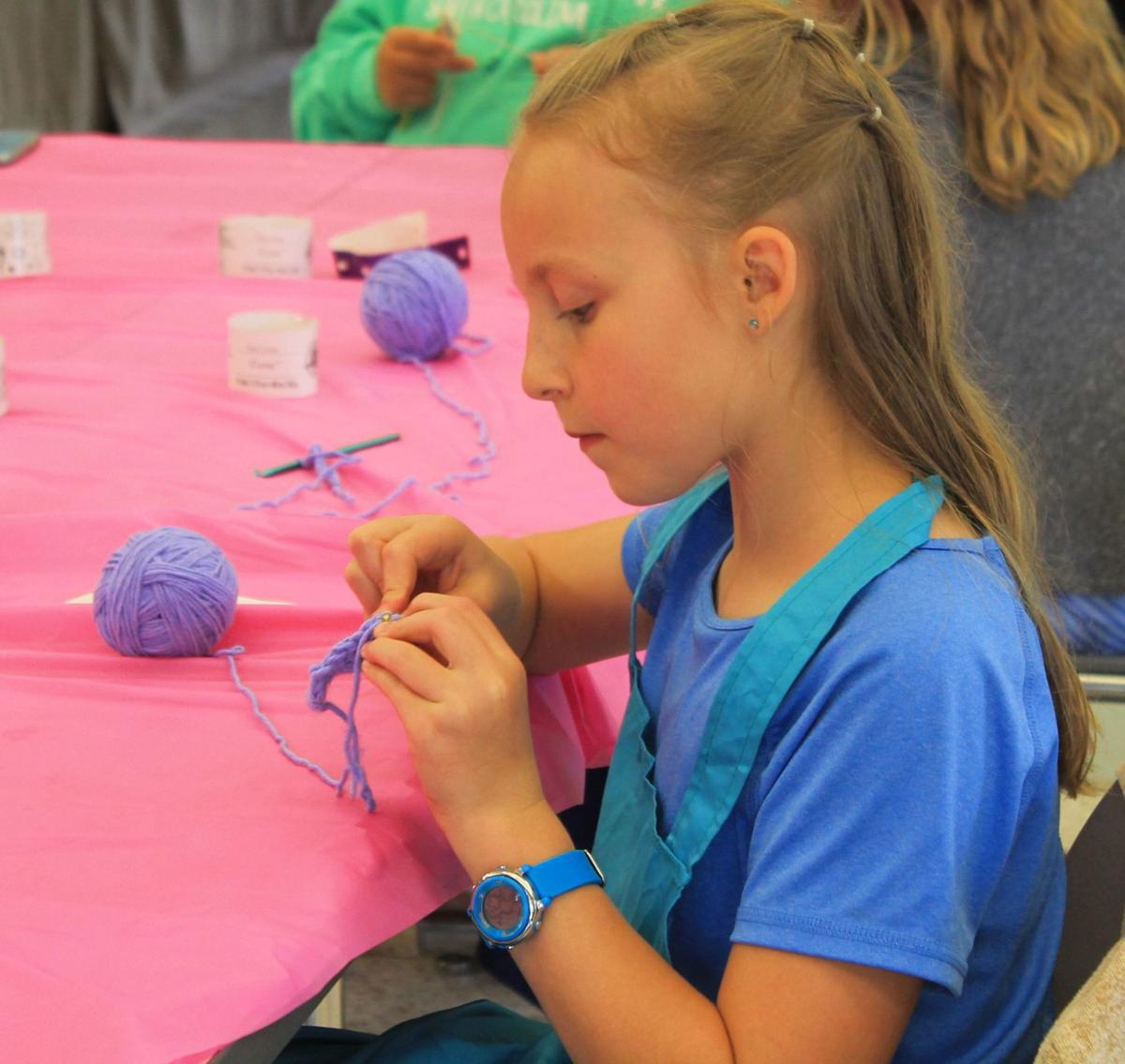Summer camp teaches lost art