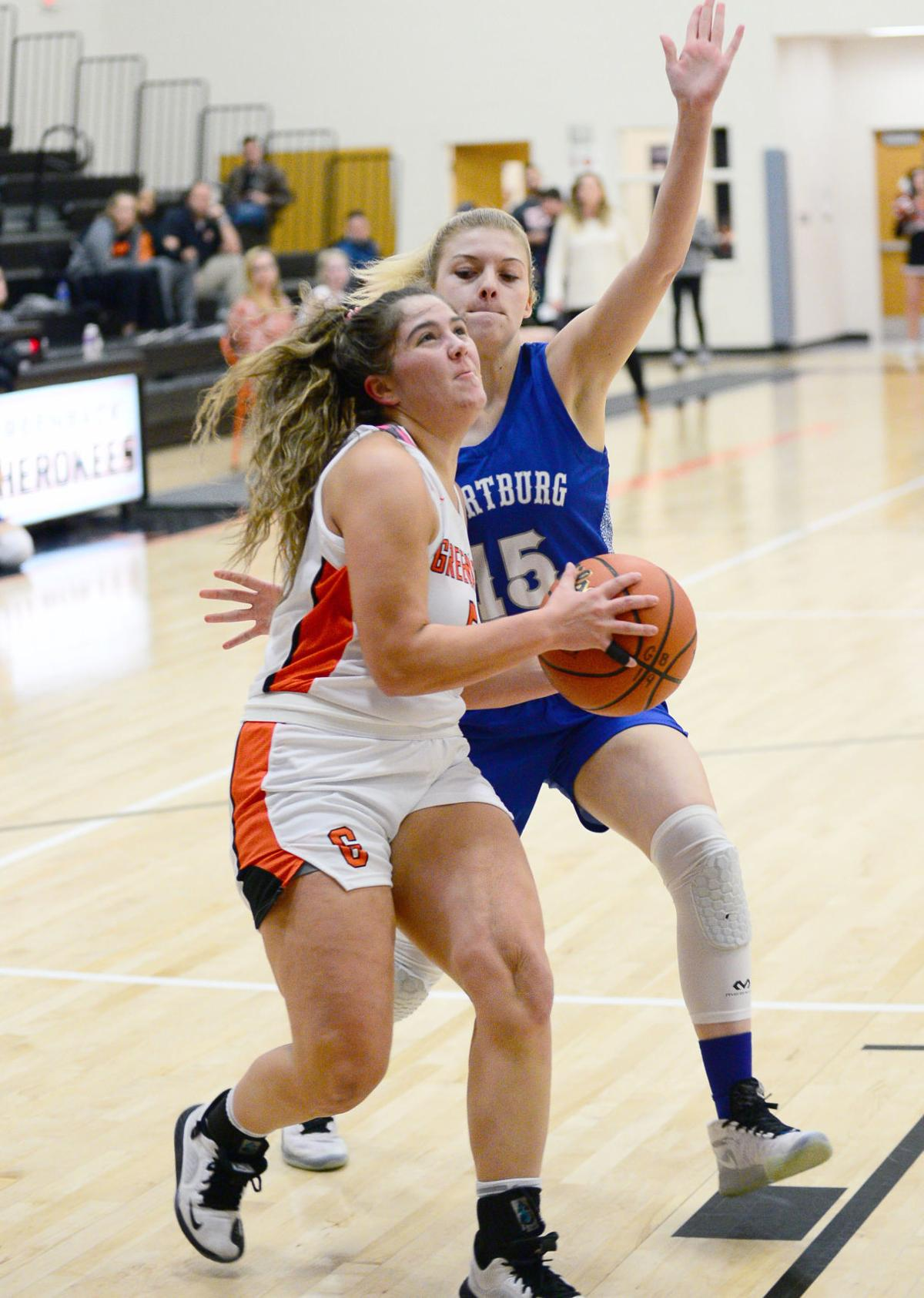 Greenback basketball swept by Wartburg