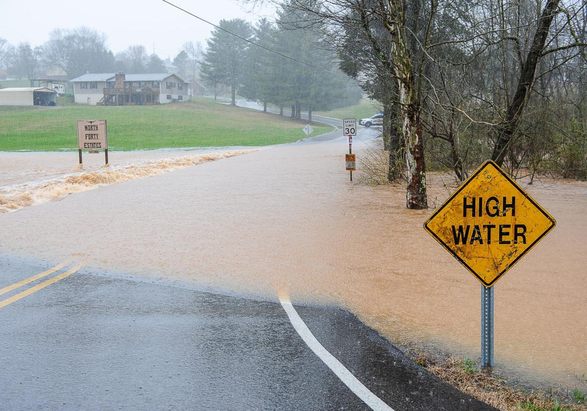 Heavy rains wreak havoc