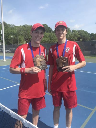 Loudon duo clinches district title