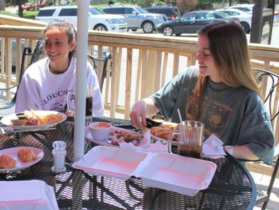 Community's restaurants rebounding