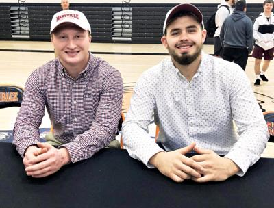 Greenback duo staying together