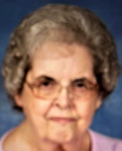 Carolyn Jean Fleeger Weatherly