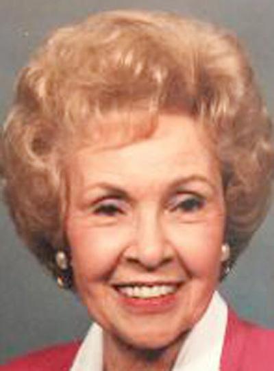 Virginia Jones Monger