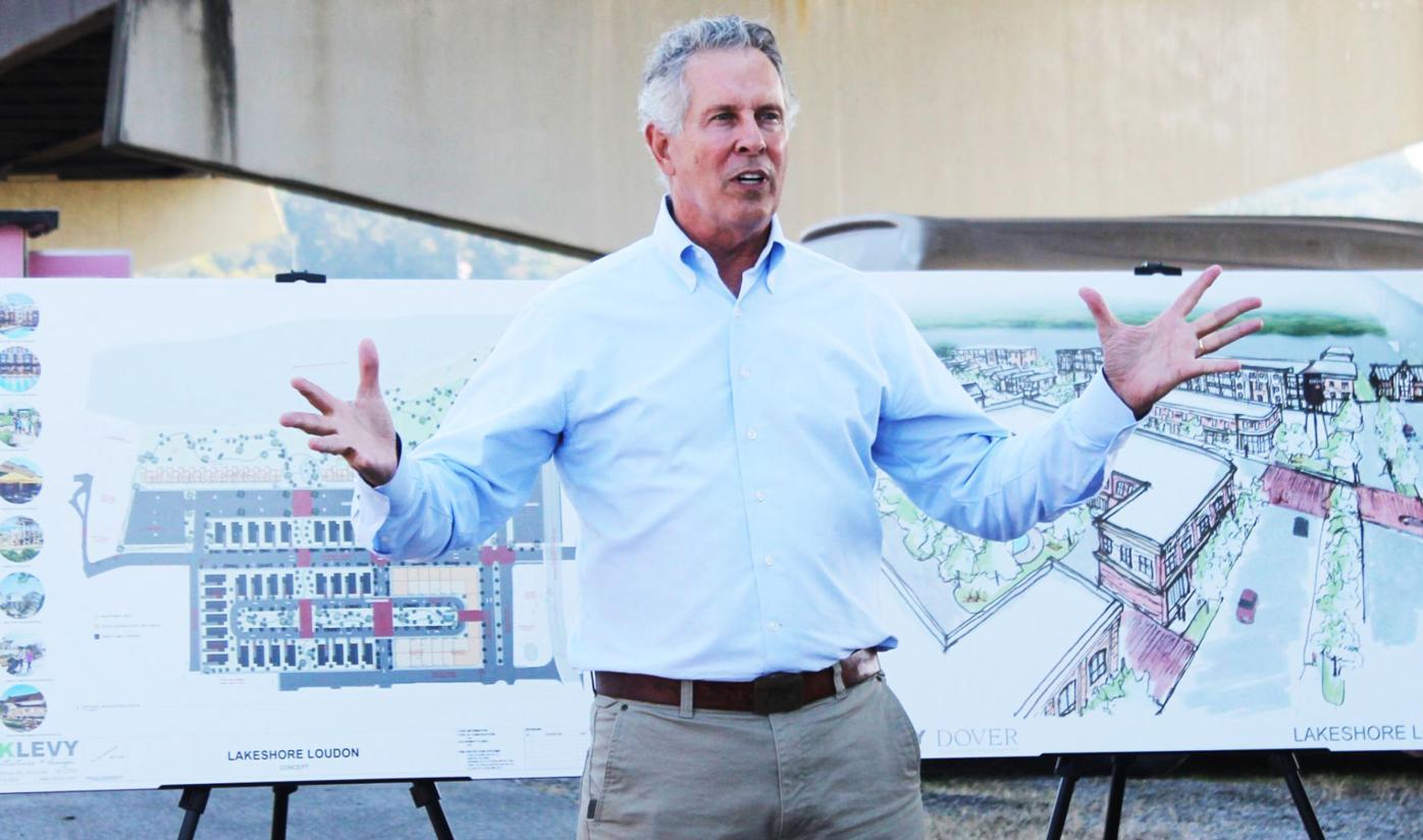 Loudon planning waterfront housing