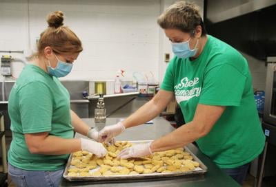 Schools work to feed students