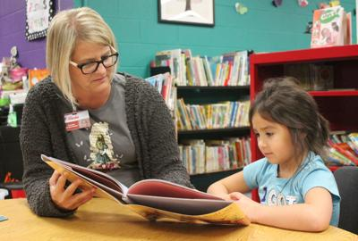 Amburn honored for reading passion