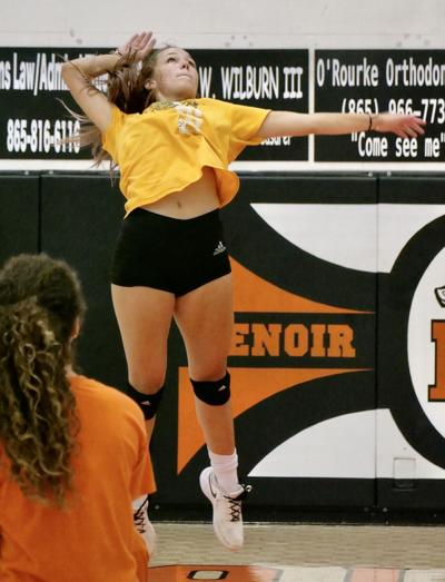 LC volleyball learning from early mistakes