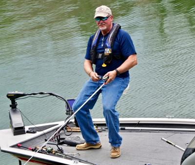Fishing Club hooked on pastime