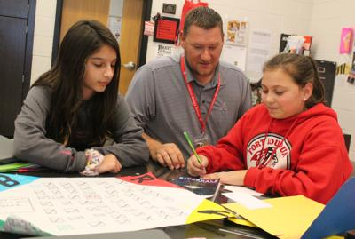 FLMS named model school