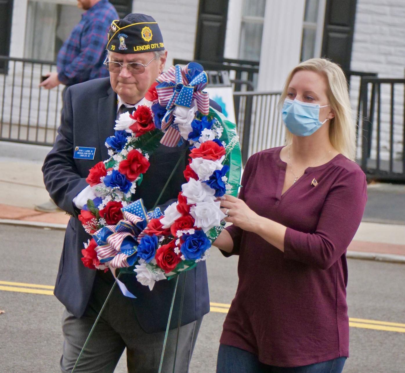 A salute to our local veterans