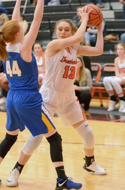 Greenback center to play at next level