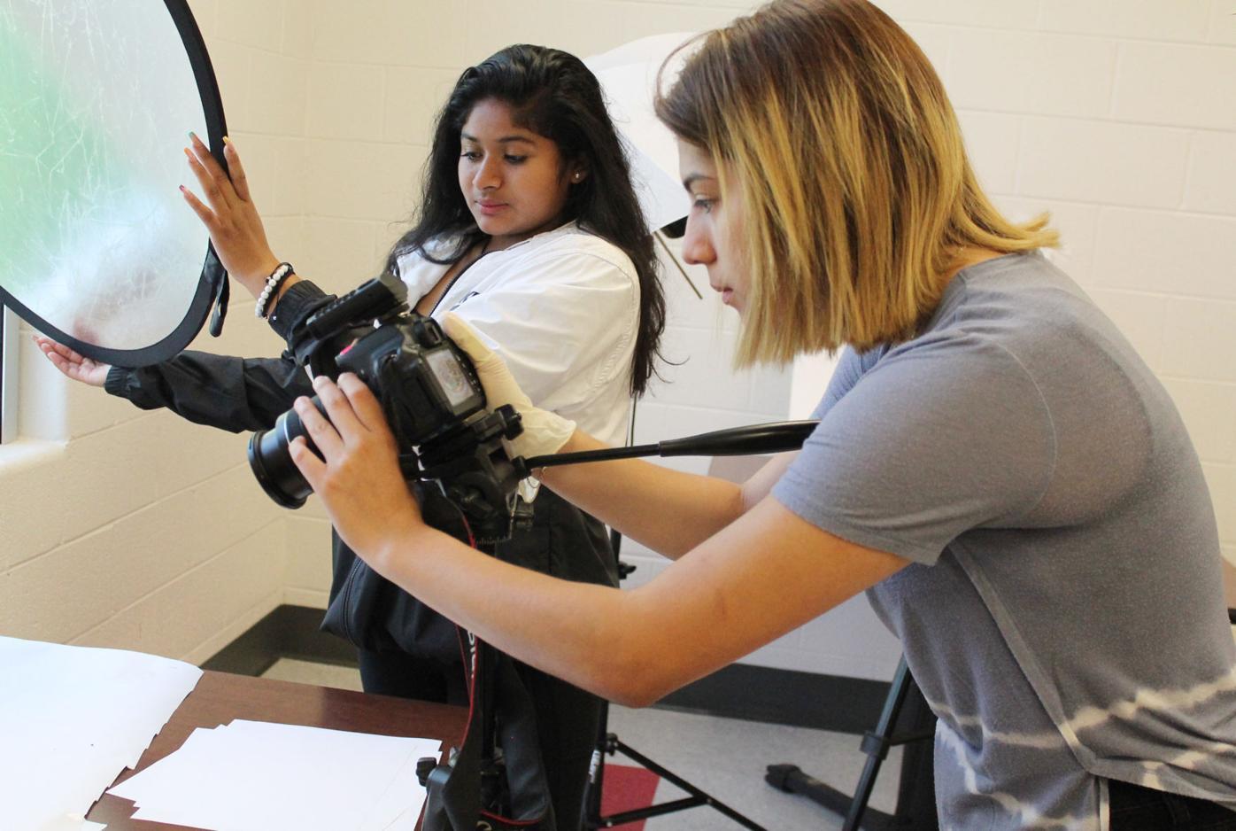 LHS students showcase talents