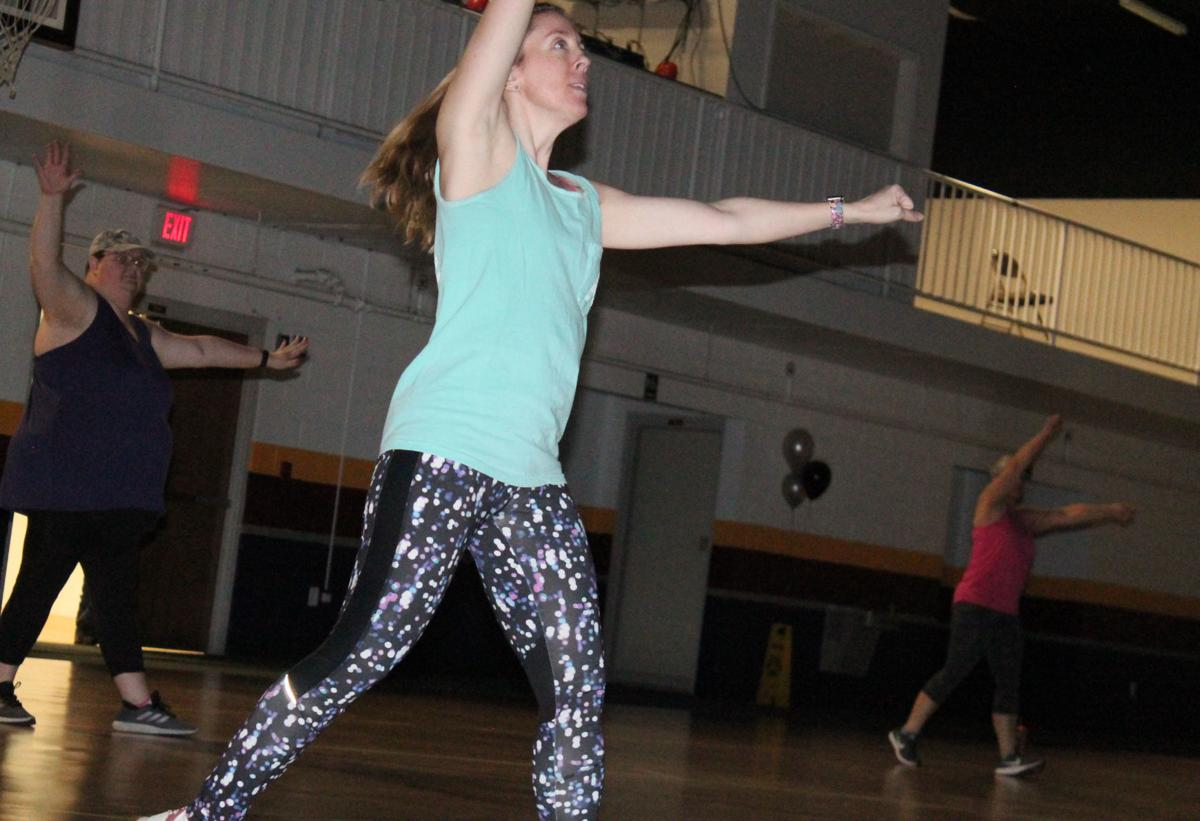 Refit offers exercise, fellowship