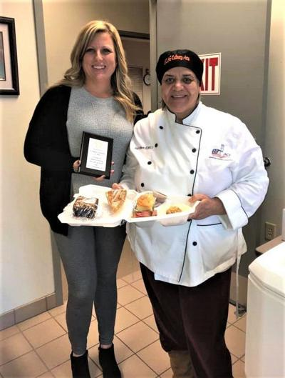 LCHS surprises E-911 with meal