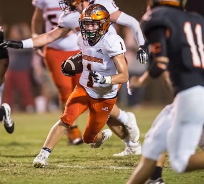 Greenback preps for region rival