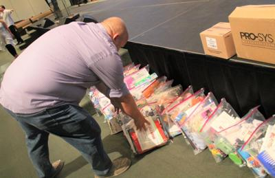 FBC aims for 500 Christmas packs