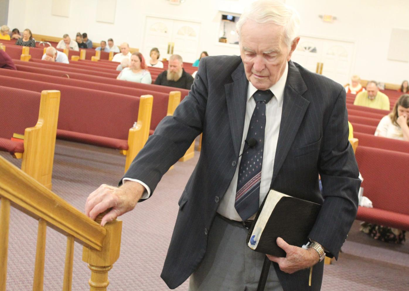 Woodlawn Baptist holds revival