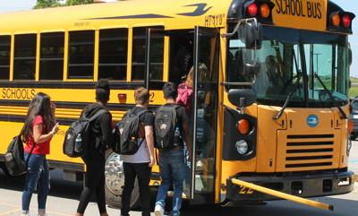 Bus routes ensure student safety