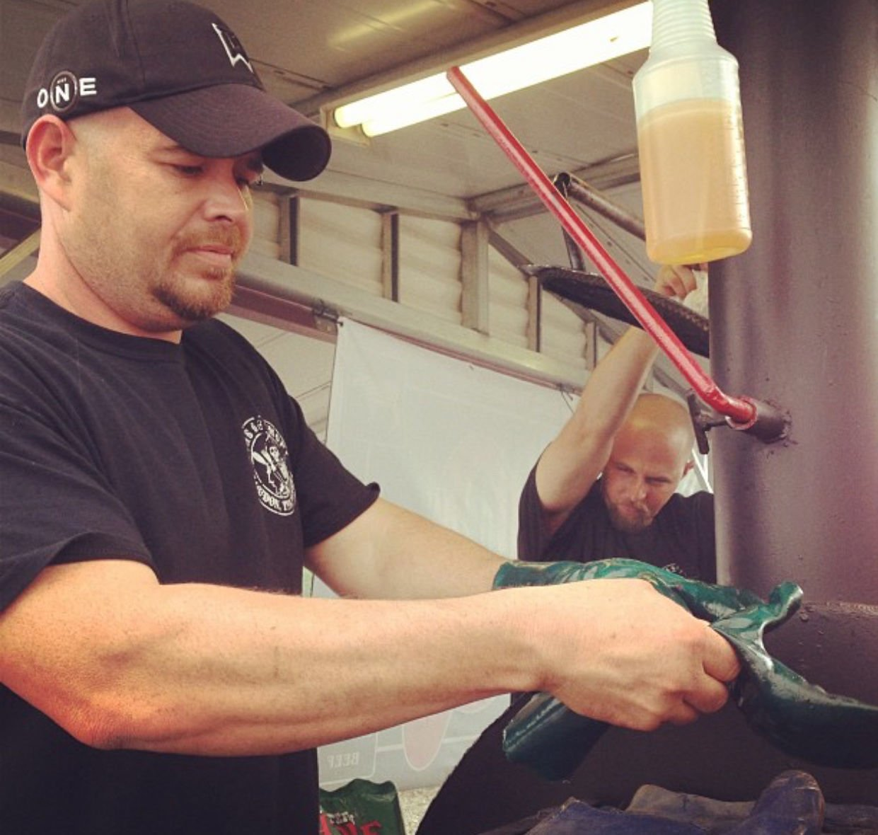 BBQ duo heading to championship