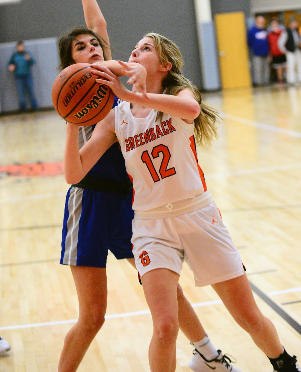 Greenback teams split against Jellico