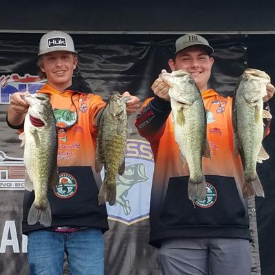 Local bass teams prep for state tournament