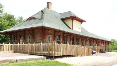 ends plans for old depot | Top Stories | news-shield.com on warehouse house plans, school house plans, hotel house plans, mill house plans, bank house plans, round barn house plans, library house plans, colonial house house plans, lookout tower house plans, hunting lodge house plans, church house plans,