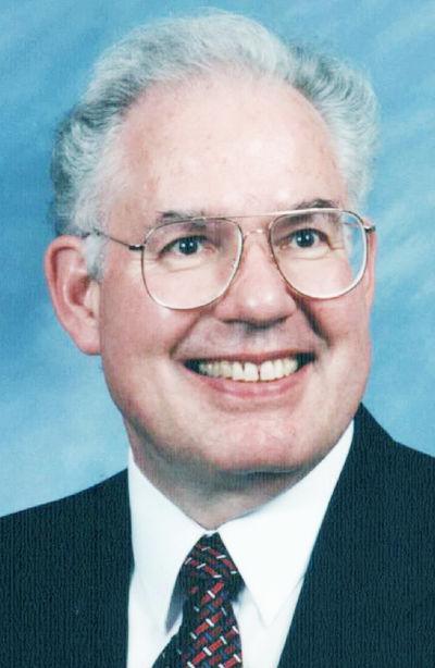 Rev. Charles Jerry Cederholm