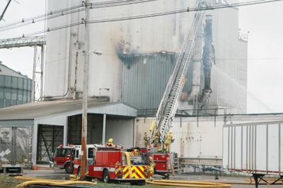 Monday fire at Jennie-O