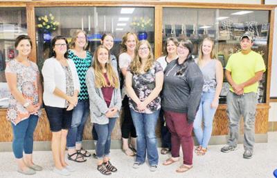 New staff at Cameron Schools
