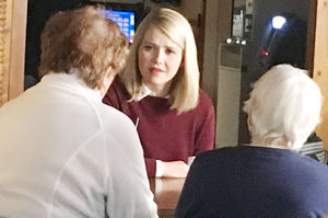 Gathering information at Kate's Bar