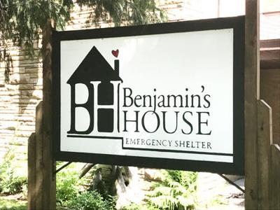 Welcome to Benjamin's House