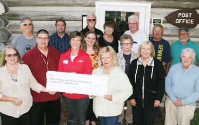 State grant helps Pioneer Village