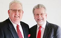 The Memories: Warren Petryk and Tim Stevens