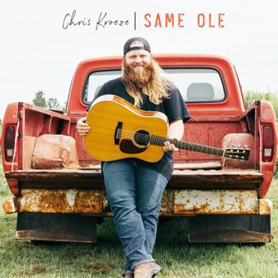 Wisconsin country singer Chris Kroeze