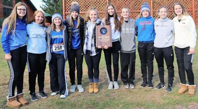 Fourth run to state