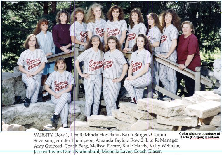 1994 Baron Softball