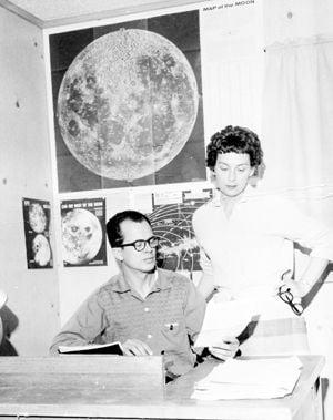 Barron native who sighted UFO