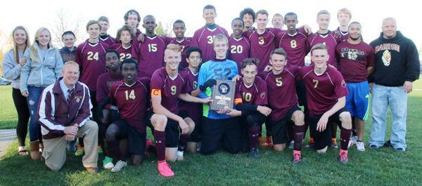 Regional champions!