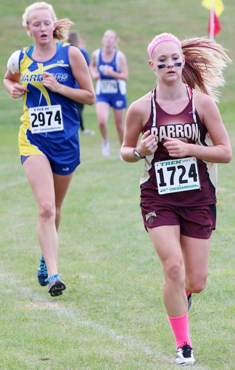 Turgeson tops for Barron