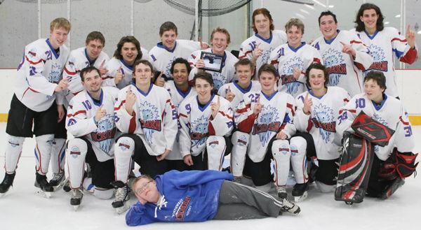 Icemen Holiday Classic champions